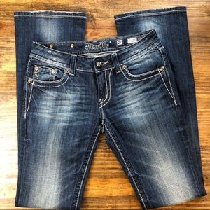 🔴 Miss me Jeans Size 5/6 Bootcut